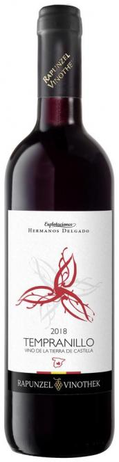 Tempranillo Vino 0,75l 13% vol.